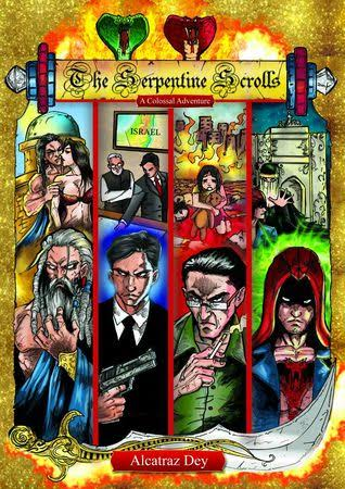 Book Review-The Serpentine Scrolls