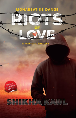 Book Review-Riots Of Love( Mohabbat Ke Dange)