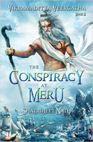 Book Review- The Conspiracy At Meru