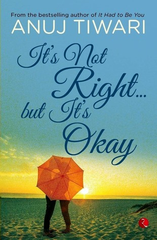 Book Review- It's not Right But It's Okay