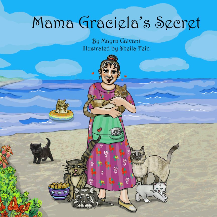 Book Review-Mamá Graciela's Secret
