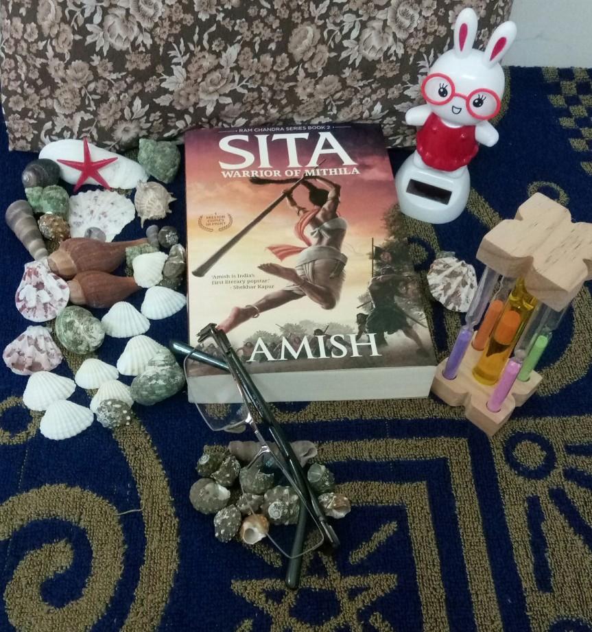 Book Review- Sita ,Warrior OfMithila