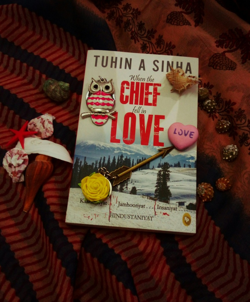 Book Review-When the Chief fell In Love