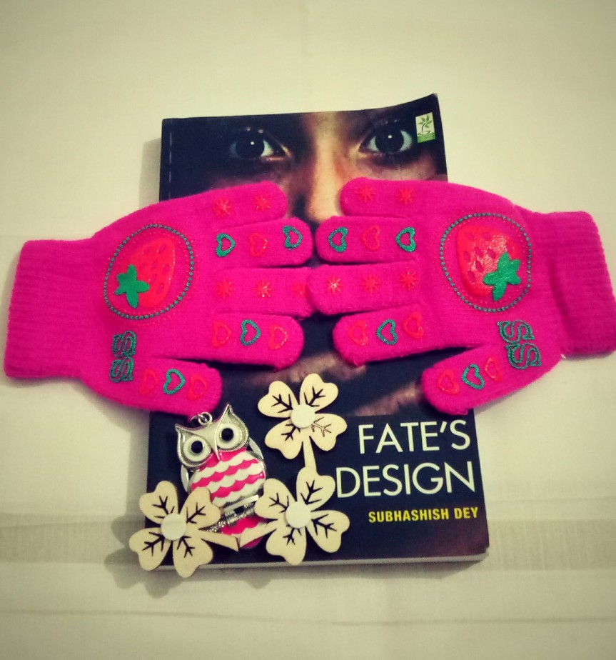 Book Review- Fate's Design