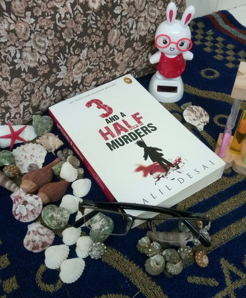 Book Review- 3 And A Half Murders