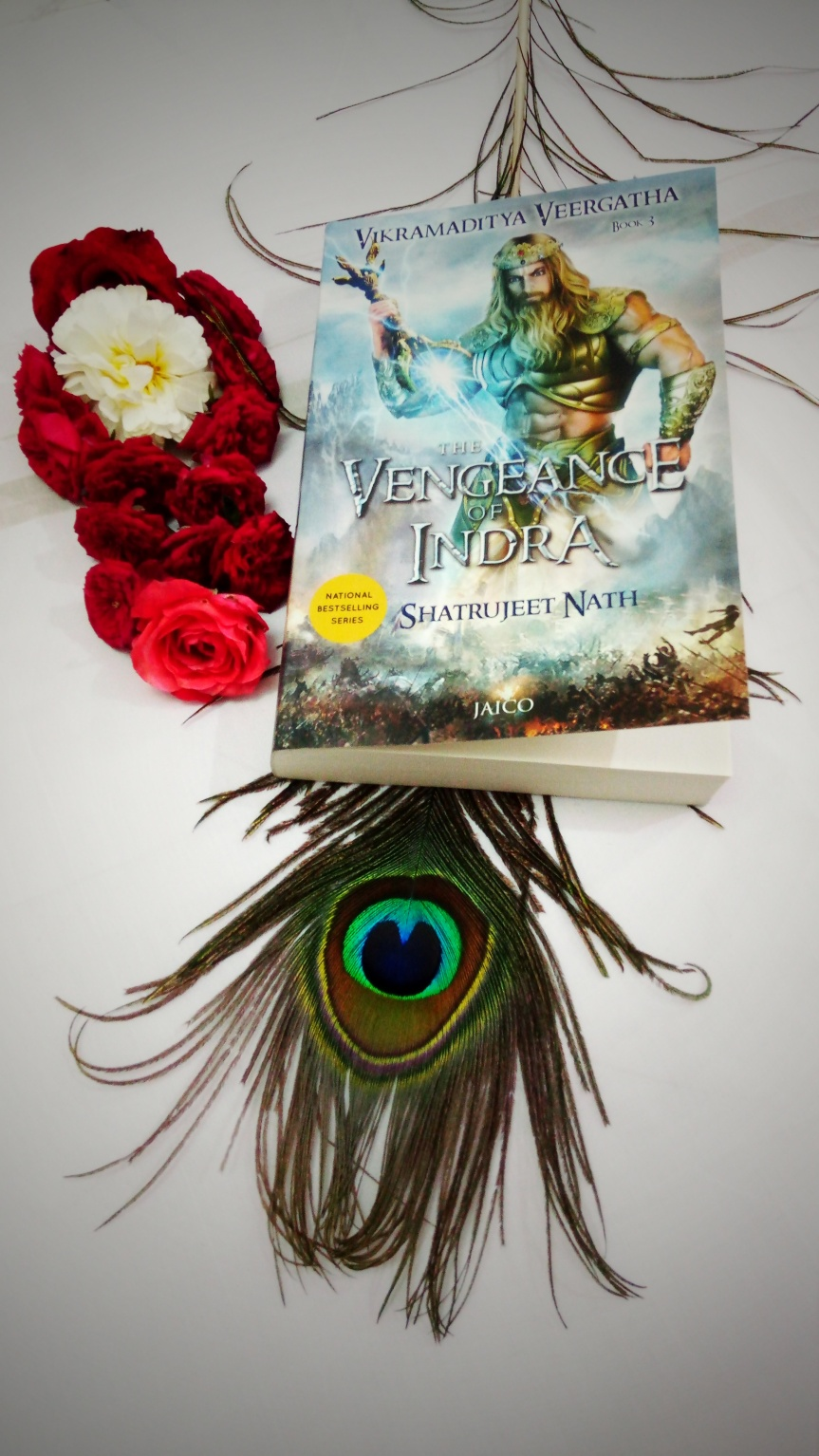 Book Review- The Vengeance Of Indra