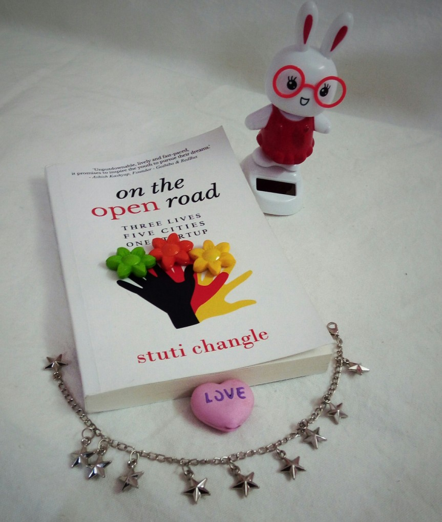Book Review-On The Open Road