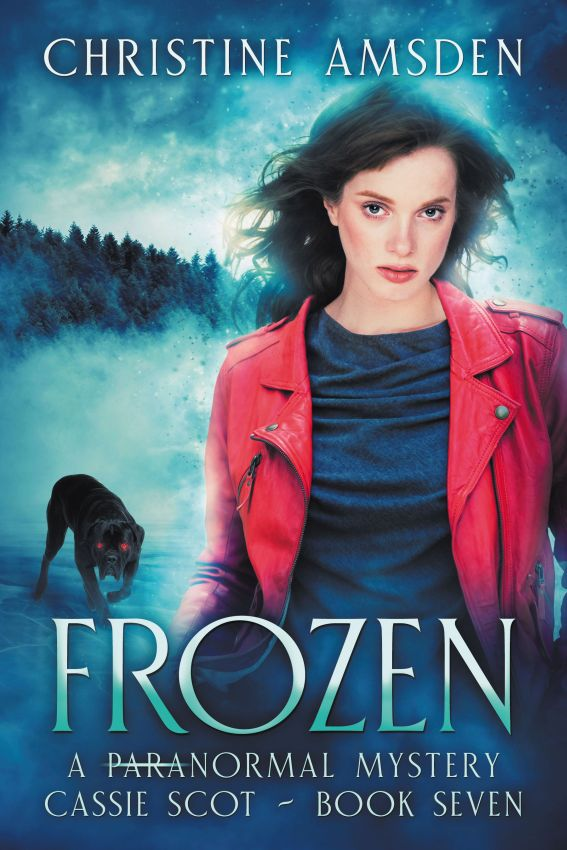 Book Review- Frozen(Cassie Scot Book Seven)