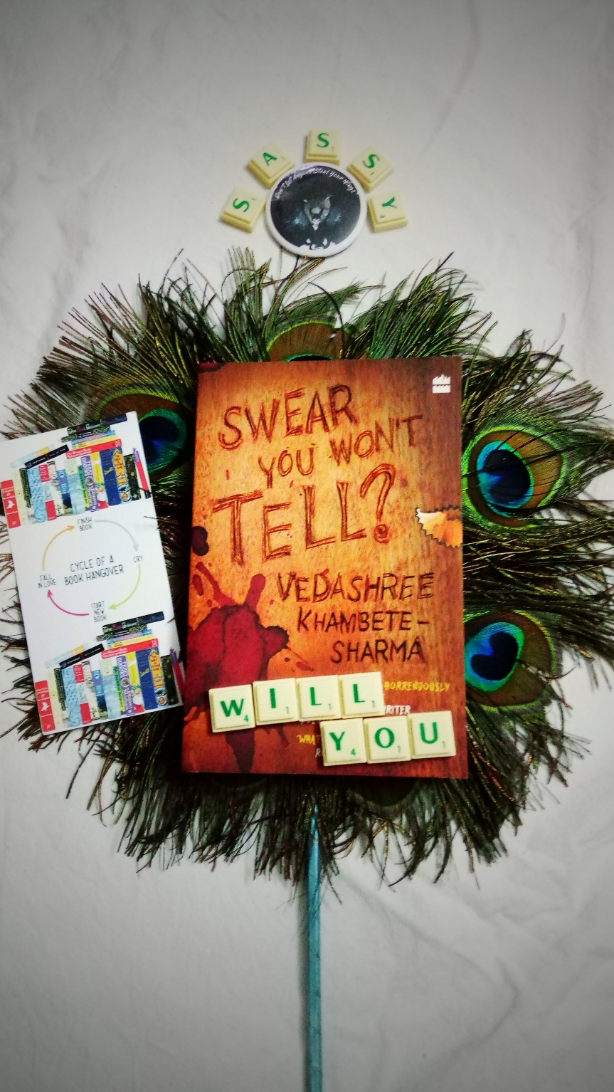 Book Review-Swear You Won't Tell