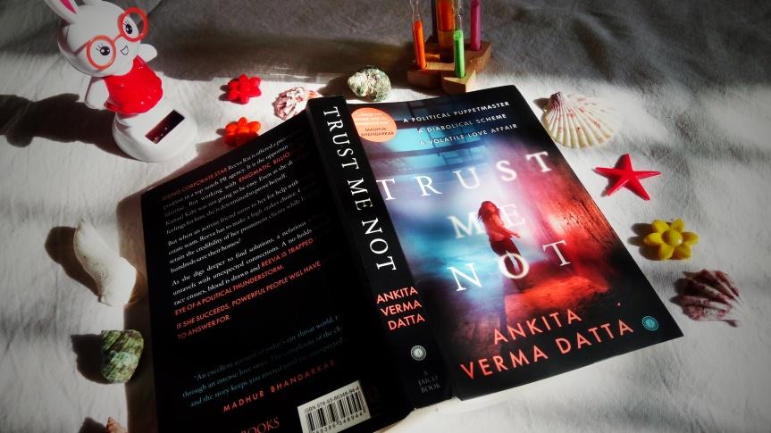 Book Review-Trust MeNot