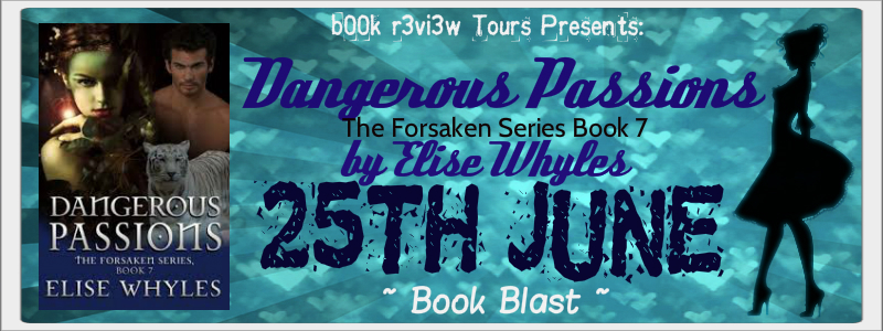 SpotLight-Dangerous Passions by ElsieWhyles