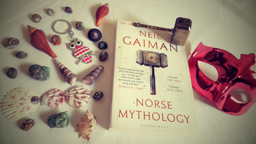 Book Review- Norse Mythology
