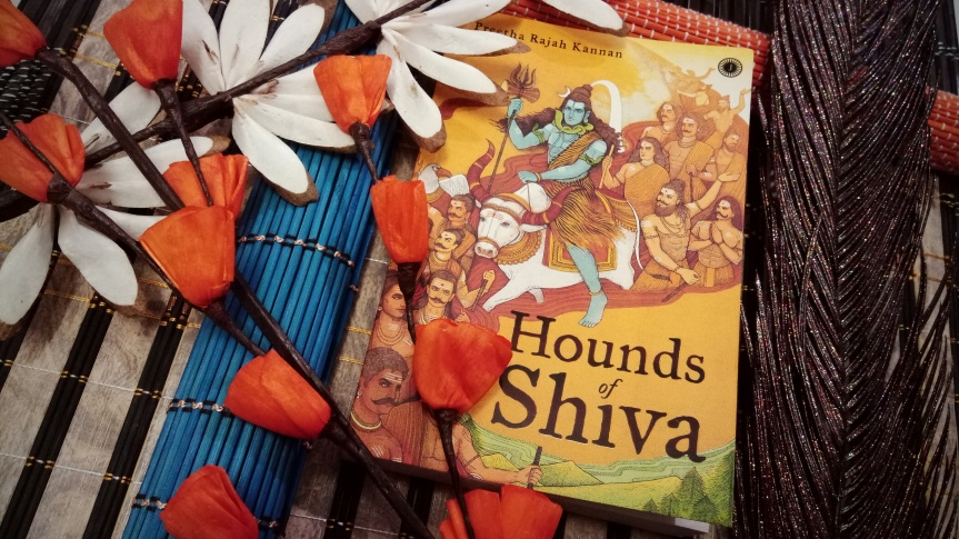 Book Review- Hounds Of Shiva