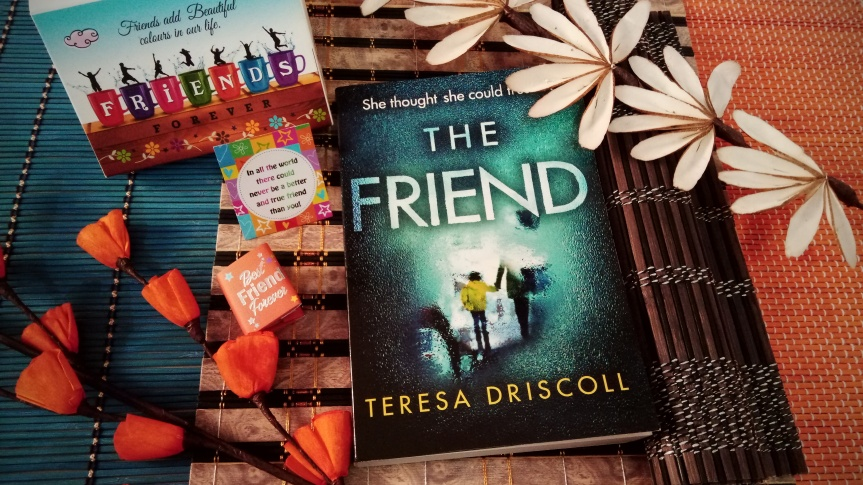 Book Review- The Friend