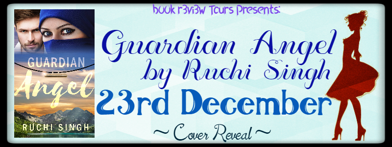 Cover Reveal-Guardian Angel by Ruchi Singh