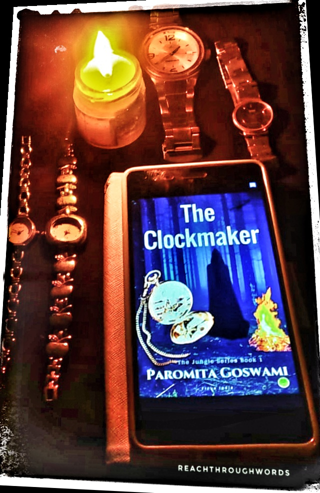 Book Review- The Clock Maker