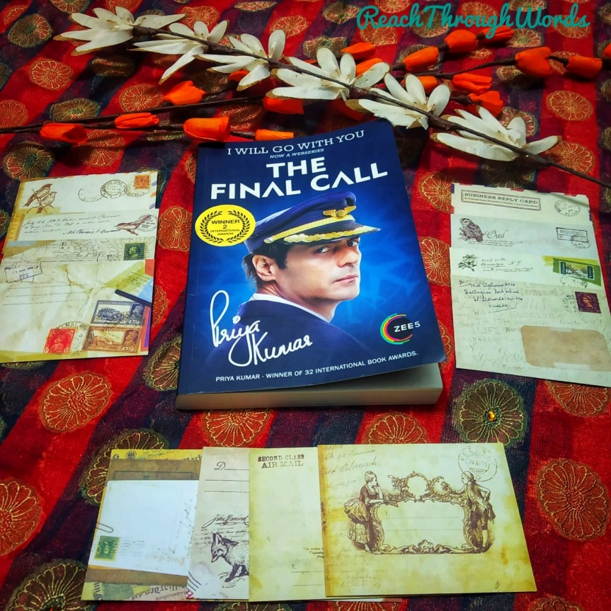 Book Review-I Will GO With You, The Final Call