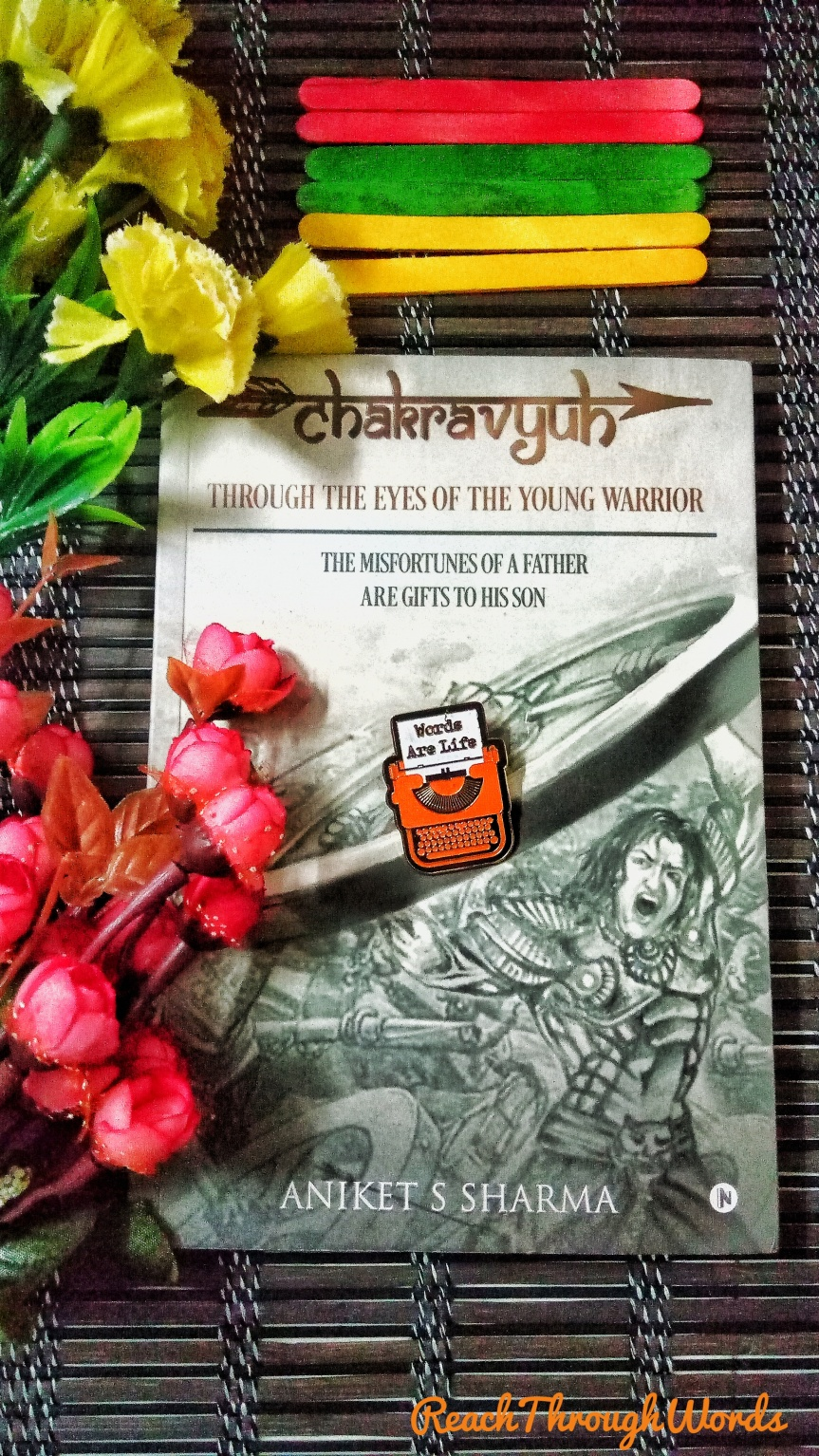 Book Review-Chakravyuh,Through the eyes of young warrior