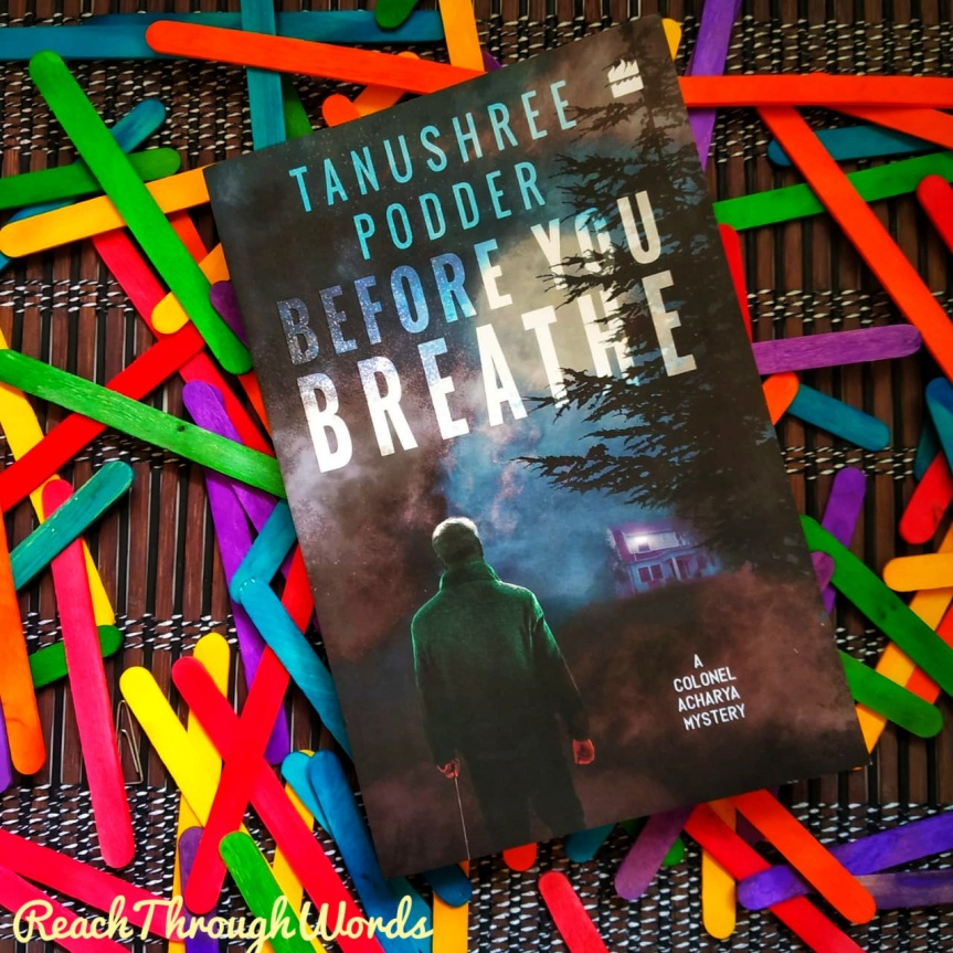 Book Review- Before You Breathe