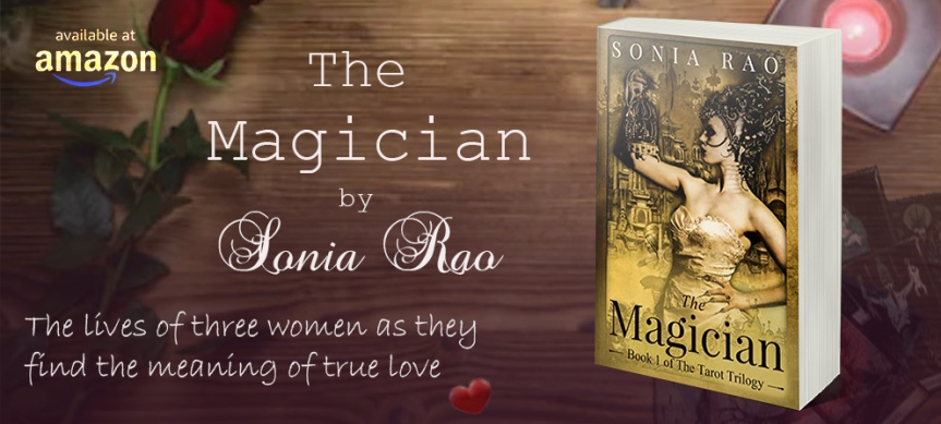 Spotlight-The Magician (The Tarot Trilogy Book 1) by Sonia Rao