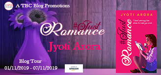SpotLight-#Just Romance by Jyoti Arora