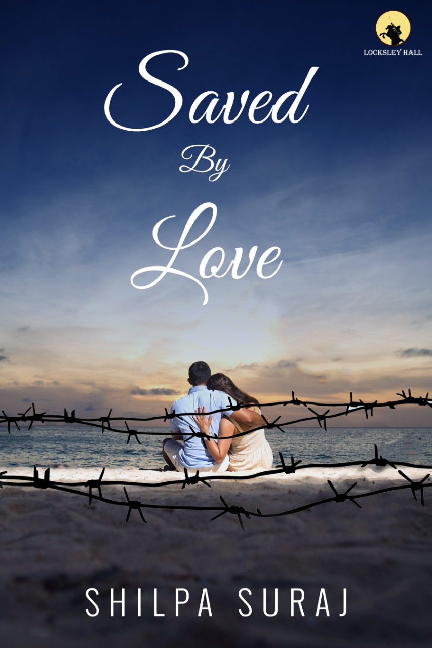 Cover Reveal-Saved By Love by ShilpaSuraj