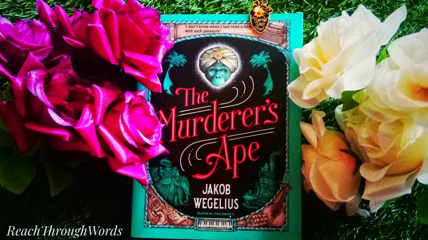 Book Review- The Murderer's Ape