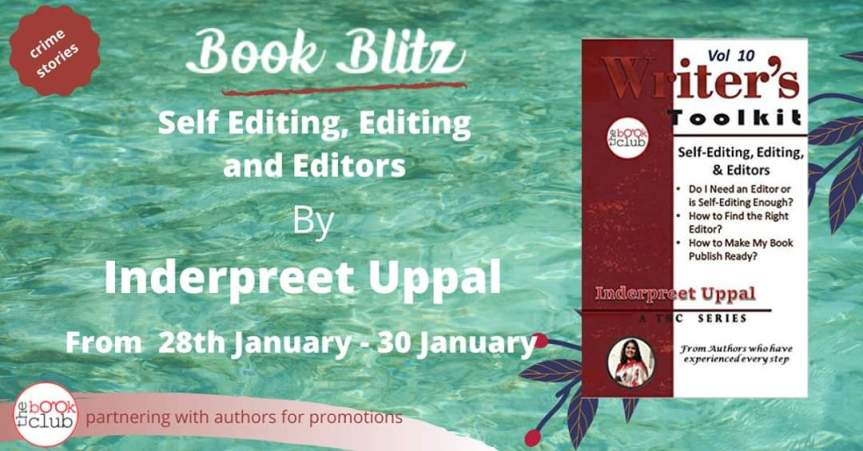 SpotLight-Self Editing,Editing&Editors by Inderpreet Uppal