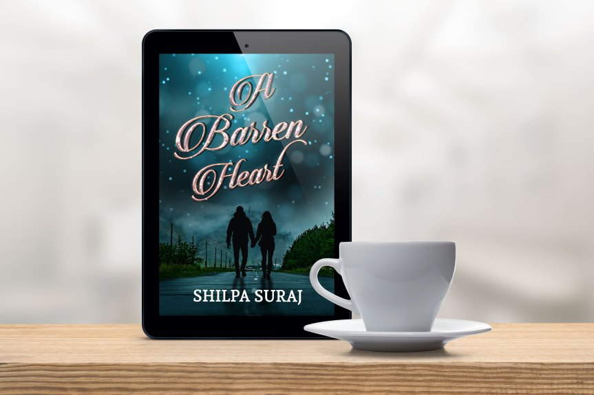 Release Day Blitz- A Barren Heart by Shilpa Suraj