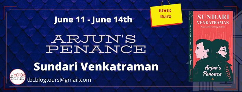 Book Blitz: Arjun's Penance by SundariVenkatraman